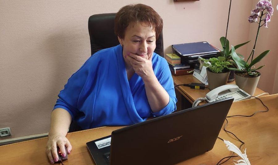 Наталья Шибалкина