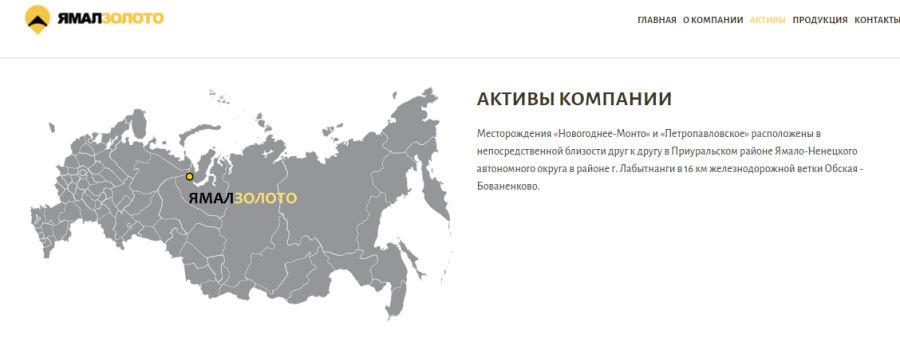 Аудит АО «ЯМАЛЗОЛОТО» за 2019 год и 2020 год